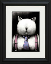 Doug Hyde Top Cat Framed Limited Edition Giclee