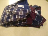 Brooks Brothers Mens Checked Plaid Regent Fit Cotton Original Polo Dress Shirt
