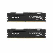 16GB 32GB 64GB DDR4 2666MHz For Kingston HyperX Fury Desktop Memory DIMM RAM USA