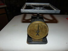 Rare Vintage Regent 24 lb. Scale with Brass Face