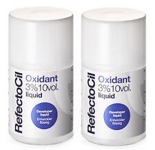 RefectoCil 3% Oxydant Entwickler für Augenbrauen - 100ml