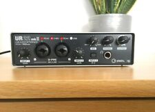 Steinberg UR22 MkII USB 2.0 Audio Interface — 2 x D-PRE Mic Pres — 24bit 192kHz