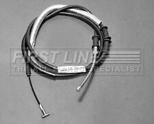 Handbrake Cable FKB2265 First Line Hand Brake Parking 46556689 Quality New