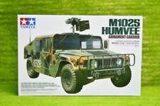Tamiya M1025 Humvee armamento portador 1/35 Escala Kit 263