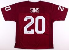 """Billy Sims Signed Oklahoma Sooners Jersey Inscribed """"78 Heisman"""" (TriStar Holo)"""