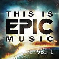 OST-THIS IS EPIC MUSIC. VOL.1-JAPAN CD F56