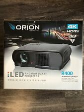 Orion R400 4K Projector