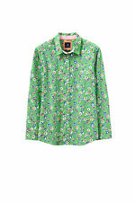 New Crew Clothing Womens Floral Print Shirt in Multicoloured Size 14