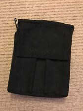 Ex Police Black Document Pouch. 424.