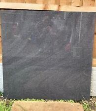 Dark Grey/Black High Gloss 80x80 –Dark Grey Porcelain Floor Tile -£1.49 sampls