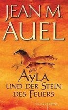 Ayla und der Stein des Feuers: Roman (Kinder Der Erde / ... | Buch | Zustand gut