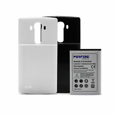 Perfine BL-51YF 6000mAh Mobile Phone Battery for LG G4 H818 battery+Back Covers