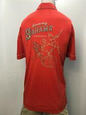 "New Tommy Bahama Men's ""Boston Red Sox"" MLB Baseball Polo, Red, L"