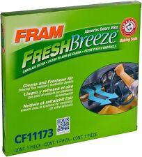 Cabin Air Filter-Freshbeeze Fram CF11173