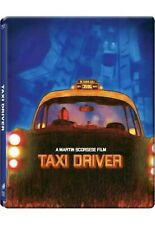 Taxi Driver - Blu-Ray Steelbook - Special Edition - Brand New!