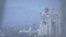 300Ft Standard 8mm Cine Film. Holiday To Sicily Italy 1970. (185)
