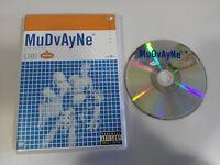 MUDVAYNE LIVE IN PEORIA DVD + EXTRAS 2002 MADISON THEATRE IN PEORIA