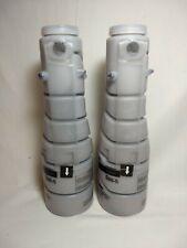 Imagistics IM3520 IM2520 Toner 2 Pack Bottles 666-5