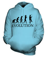 CIRCUS WIRE WALKER EVOLUTION OF MAN UNISEX HOODIE MENS WOMENS LADIES GIFT