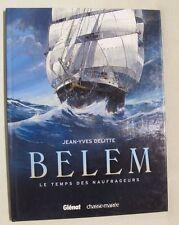 BELEM T 1 LE TEMPS DES NAUFRAGEURS JEAN-YVES DELITTE   en TBE