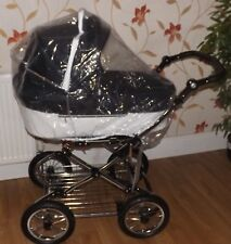 UNIVERSAL RAINCOVER 4 BRITAX 3 IN 1 CARRYCOT RAIN COVER