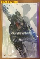 Ready! Hot Toys VGM17 Konami Metal Gear Solid Rising Revengeance Raiden Normal
