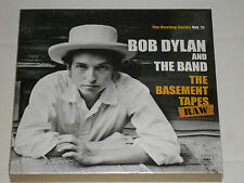 BOB DYLAN & THE BAND  Basement Tapes - Raw  3LP 180g / 2CD SEALED