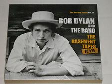 BOB DYLAN & THE BAND  Basement Tapes - Raw  3LP 180g / 2CD SEALED