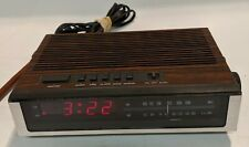 Lloyds Electronics AM FM Digital Alarm Clock Radio J202B Not Working
