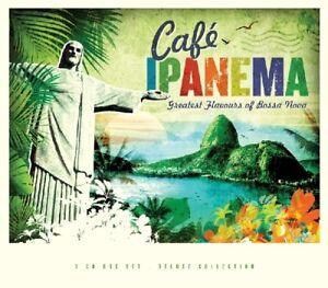 Music Brokers - Café Ipanema: Greatest Flavours of Bossa Nova