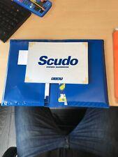 # GENUINE FIAT SCUDO OWNERS MANUAL HANDBOOK & FOLDER BOOK PACK SET 1996-2004