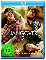 Hangover 2 [Blu-ray] von Todd Phillips   DVD   Zustand sehr gut