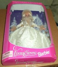 Special Edition Winter evening Barbie doll 1998