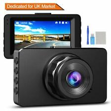 Dashcam 1080P Full HD Dashcams for Cars with Night Vision Dash Camera in Car Cam