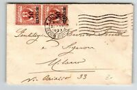 Italy 1923 Livorno Cover to Milan - Z13122