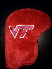 Virginia Tech Hokie Golf Putter Cover
