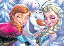 Tenyo Japan Jigsaw Puzzle D-500-467 Disney Frozen (500 Pieces)