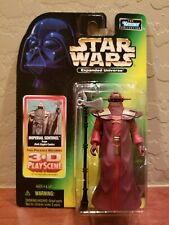 """Star Wars Expanded Universe 3.75"""" Imperial Sentinel with 3D PlayScene"""
