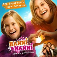 OST/HANNI UND NANNI:MEHR ALS BESTE FREUNDE   CD NEU