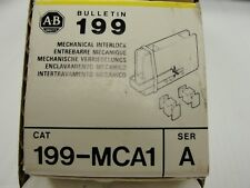New Allen Bradley Mechnical Interlock, 199-MCA1