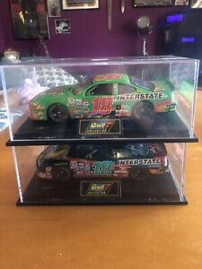 NASCAR REVELL Interstate Batteries Hot Rod/ Small Soldiers 1:24 Lot Of 2 G. Prix