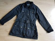 Trespass wax effect  cotton padded jacket size S