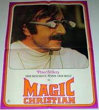 Peter Sellers MAGIC CHRISTIAN original Kino Plakat A2 EA 1969