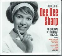 Dee Dee Sharp - The Best Of...40 Original Recordings (2CD 2015) NEW/SEALED