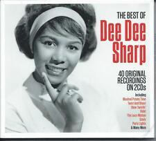 Dee Dee Sharp - The Best Of...40 Original Recordings (2CD 2015) NEW/SEALED