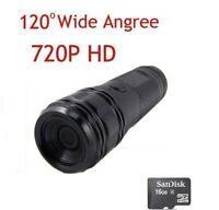 HD 720p Metal Fire Fighter Camera, Sports Action Helmet DVR Bullet Cam ,16GB