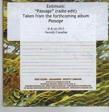 (CV368) Exitmusic, Passage - 2012 DJ CD