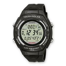 CASIO COLLECTION LW-S200H-1AEF- UNISEX SOLARE ALLARME CHRONO LAP MEMORY TIMER