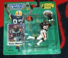 2000 STARTING LINEUP PETER WARRICK  EXTENDED SERIES