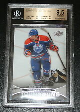 2011-12 Upper Deck Young Guns #214 RYAN NUGENT HOPKINS BGS 9.5 Gem Mint